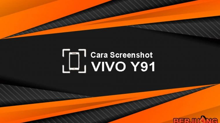 cara screenshot Vivo Y91
