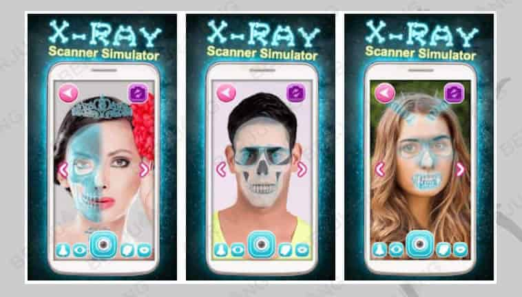 X-Ray Scanner Simulator