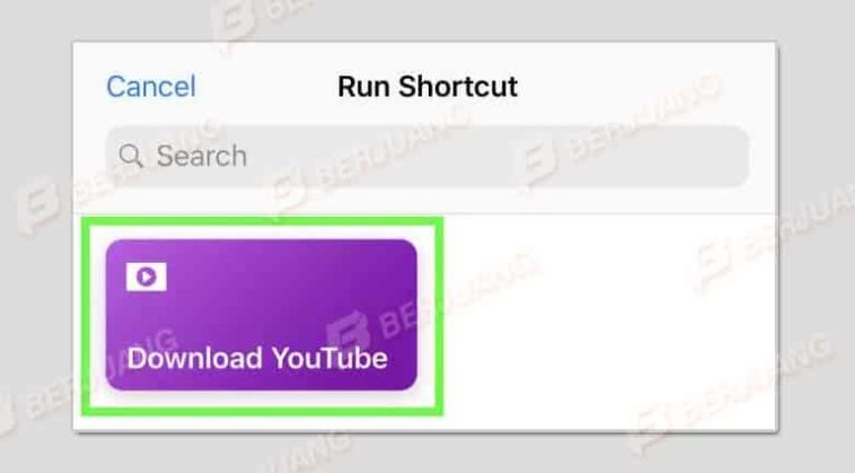 download youtube video iphone