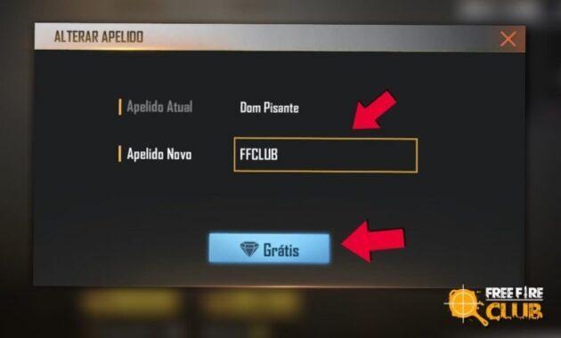 Nama FF keren 5