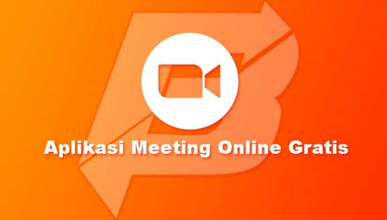 Aplikasi Meeting