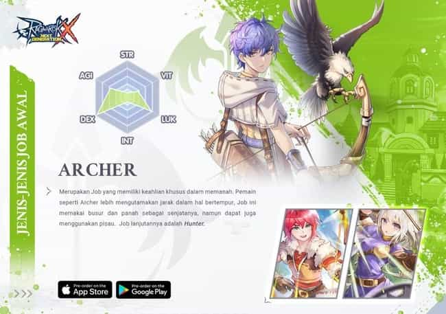Archer Ragnarok X Next Generation