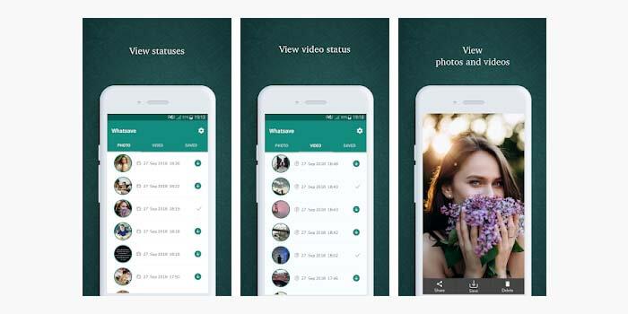 Download Status WhatsApp di Whatsave