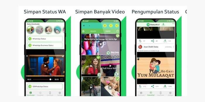 Status Downloader untuk Whatsapp